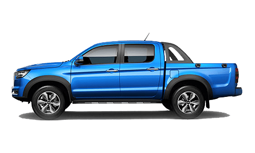 T8 Double Cab